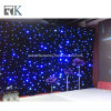 White Black LED Star Curtain for Wedding Decoration