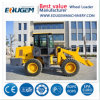1.5cbm Bucket Joystick Control 2.8ton Wheel Loader Front End Loader