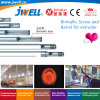 Jwell - Bimtallic Twin Screw and Barrel for Plastic Recycling Making Extruder Mahchine