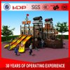 Outdoor Equipment Children Playground Slide, Large Outdoor Playground Equipment Sale