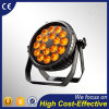 Wedding Stage Outdoor Lights RGBWA 5 In1 18PCS 15W Waterproof LED PAR
