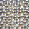 Stone Mix Cracked Crystal Glass Mosaic (HGM352)