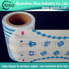 Code: 3920109090 Plastic Sheet for Baby Diaper and Sanitary Napkin