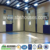 Modular Lager Span Prefab Steel Structure Gym Warehouse