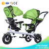 Hot Sell Cheap Price Baby Tricycle/ Twins Baby Tricycle