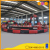 Outdoor Inflatable Car Racing Track Game for Children (AQ1680)