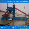 Gold Dredger Made by Keda Mining Machine Factory