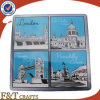 Custom Melaka Promotional Gifs Epoxy Fridg Magnet Photo Frame (FTFM2260A)