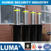 Electric Stainless Steel Automatic Hydraulic Rising Bollard with Barrier Gate