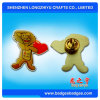 Lapel Pin Manufacturers China Back with Butterfly Pin