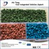 Red/Blue/Green Color TPE Rubber Granule for Football Field Infills