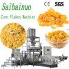 Puff Cereals Snacks Extruder Corn Flakes Machine