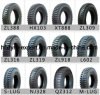 Lug Pattern Tyres for India, 10.00-20 8.25-20 Nylon, Truck Tyre