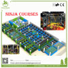 2017 New Mould Customized Factory Kids Exercise Outdoor/Indoor Playground Slide Equipment Amusement Park, New Trampoline