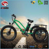 Aluminum Alloy Bike Trike Electric Tricycle with Passenger Seat