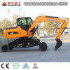 China 8 Ton Both Wheel-Crawler Excavator New Type Excavator