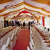 Aluminum Frame with Waterproof PVC Banquet Party Tent Catering Tent for Business