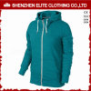 Wholesale Fashionable Cheap Blnk Green Gym Hoodie for Women (ELTWGHI-18)