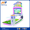 Arcade Games Machine Coin Operated Mini Golf Game Machine