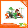 Hot Selling Grade Colored Plastic LLDPE Outdoor Playground Equipment