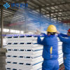 EPS Color/Colur Steel Sheet Sandwich Wall Roof Panels for Factory Buildings Storages Warehouse