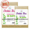 Herbal Wellness Flat Tummy Tea Burn Fat Tea Detox Tea (28 day program)
