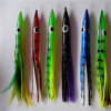Wholesale Silicone Rubber Squid Fishing Lure