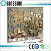3D Mirror Hotel Lobby Wall Mirror for Decoration