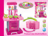 Grill Pretend Play Toy Cooking Kitchen Play Set (H3775114)