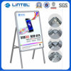 Free Standing Aluminum Poster Board Outdoor Sign (LT-10-SR-32-A)