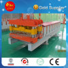 Hky Glazed Tile Roll Forming Machine Roof Panel Machine