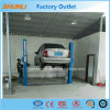 4 Tons 2 Post Car Lift with Manual Release