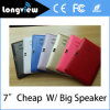 OEM 8GB 7 Inches Android Q88 A33 Touch Tablet PC with Dual Cameras and Big Speaker