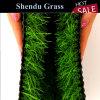 Both Green Color 35mm Artificial Grass Lawn Carpet for Home Decoration Flooring Tile Dubai Market