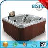 Big Szie Outdoor Jacuzzi Massage Whirlpool Bathtub (BT-1807)