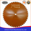 760mm Diamond Wall Saw Blade for Fast Cutting Reinforced Concrete