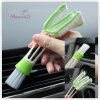 New Design Double-End Keyboard/Air-Conditioning/Shutter Blinds Cleaning Brush