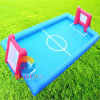 Inflatable Football Court, Water Soap Football Field for Sports Game