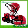 2017 New 2 in 1 Baby Stroller with Car Seat in Coffee Colour