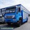 HOWO 6wheels Medium Duty 8000L Water Foam Fire Fighting Truck