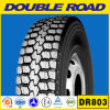Wholesale Double Road Tyres 12r22.5 Radial Truck Tyre TBR Tyres Golf Cart Tires 13r22.5 Dr825
