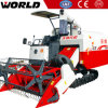 4kg/S Capactity Mini Rice Paddy Combine Harvester for Sale