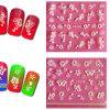 Pirvate Label 3D Nail Sticker More Design Avaiable