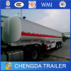 Low Price Tri-Axle 45m3 Fuel Tanker Semi Trailer