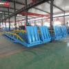 12t Container Loading Mobile Ramp Bridge for Sale/Hydraulic Yard Ramp
