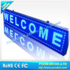 Semi Outdoor P10 LED Display in Blue