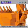 Upgraded Easy Operation Powder Coating Line of Construction Machinery