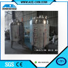 100L Sanitary Stainless Steel Steam Heating Cosmetics Mixing Tank