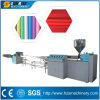 One Color Drinking Straw Extrusion Machine