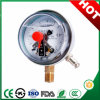 100mm Exprot Shock Resistant Electric Contact Manometer Pressure Gauge